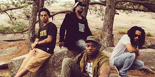Nappy Roots w/s/g Kind Dub