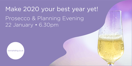 Prosecco & Planning tickets