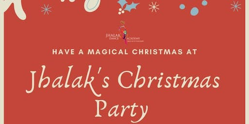 Jhalak's Christmas Party