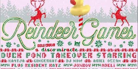 Disco Cabana Presents: Reindeer Games ReDux (Reducks!) tickets