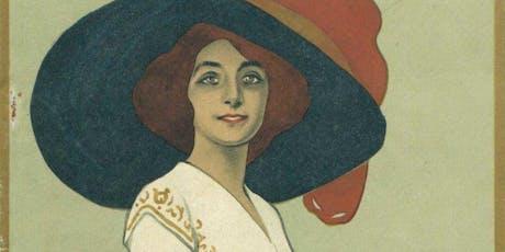 Omaggio alla femminilità della belle époque - 8€ - Speciale Card Musei biglietti
