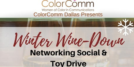 Winter Wine-down: Networking Social &  Toy Drive tickets