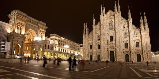 Capodanno in zona Duomo. Cena, live show e dj set.