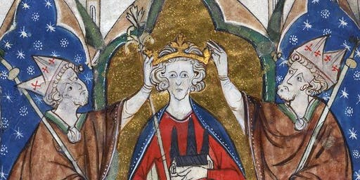 The Coronation of Henry III in Gloucester in 1216 - a talk by Tim Porter
