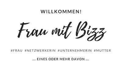 Hose voll und trotzdem gründen | Frau mit Bizz Aachen