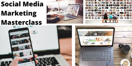 Social Media Marketing for Small Business: Masterclass tickets