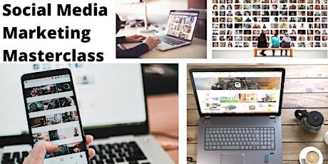 Social Media Marketing for Small Business: Masterclass tickets