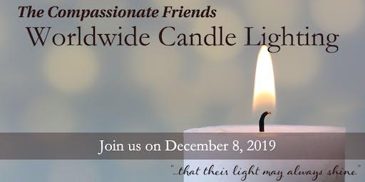 Compasstionate Friends Fredericksburg Chapter Candle Lighting