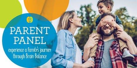 Parent Panel - Brain Balance Centers of Atlanta tickets