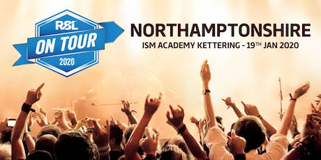 RSL on Tour 2020 - Northamptonshire tickets