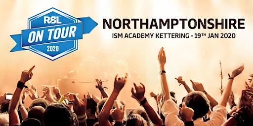RSL on Tour 2020 - Northamptonshire