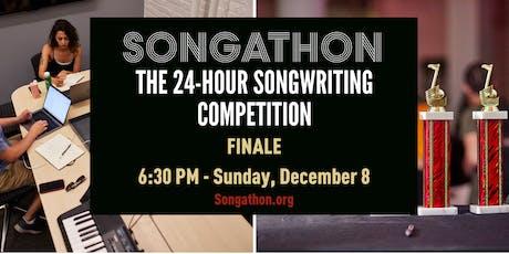 Songathon Finale tickets