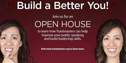 OPEN HOUSE @ THE NORTH TOASTMASTERS