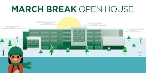 March Break Open House 2020 - Algonquin College, Pembroke Campus