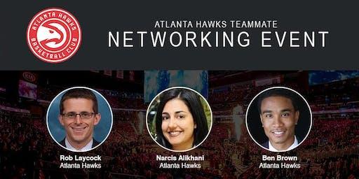 2019 Atlanta Hawks Teammate Networking Event