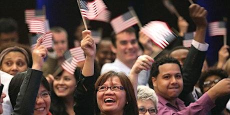 N-400 Citizenship Application Assistance Program tickets