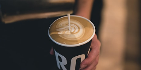 Learn to Pour Latte Art tickets