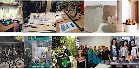 El Barri Circular: Sinergias y Diseño km.0  con residuos de comida entradas