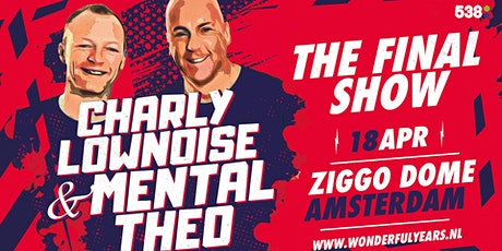 Charly Lownoise & Mental Theo: The Final Show tickets