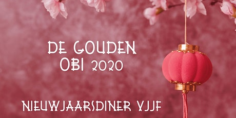 Gouden Obi 2020 Nieuwjaarsdiner VJJF tickets