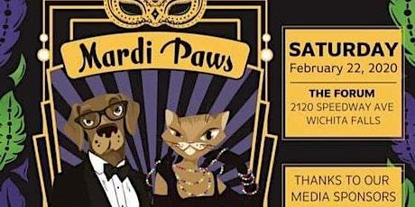 Mardi Paws tickets