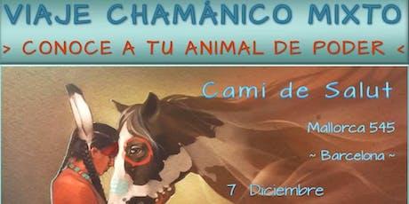 Viaje Chamánico Mixto; Conoces a Tu Animal de Poder ? entradas