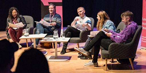 Music:Leeds Launchpad Conference 2020