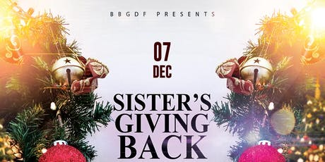 Sister's Giving Back (BBGDF) tickets