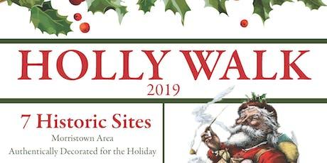 Holly Walk 2019 Dec. 6,7, 8 tickets