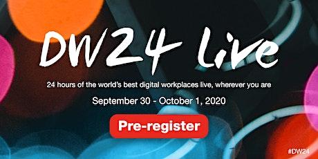 Digital Workplace 24 - 2020 - Pre-registration tickets