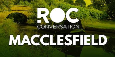 ROC Conversation: MACCLESFIELD tickets
