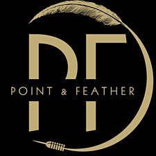 Point & Feather logo