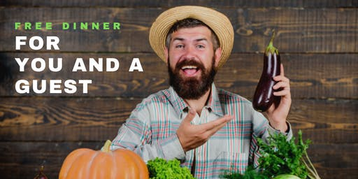Natural Health Solutions | FREE Dinner with Dr. Denner, DC