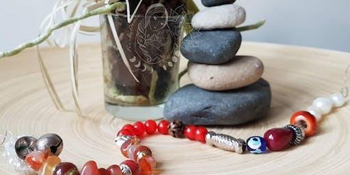 #PGZday - Spazio attesa: Perle&Passaggi la collana del parto