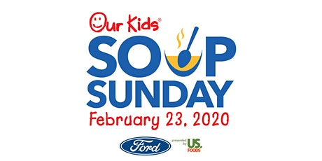 Our Kids Soup Sunday 2020 tickets