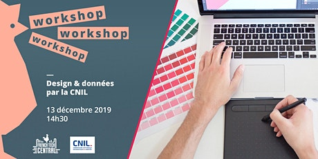 Workshop Design&Données par la @CNIL billets