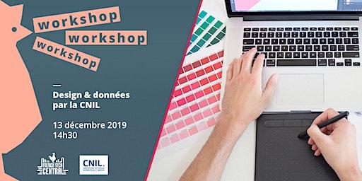 Workshop Design&Données par la @CNIL