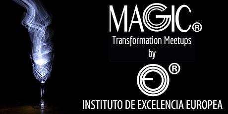 MAGIC TRANSFORMATION MEETUP (SECTOR SANIDAD) entradas