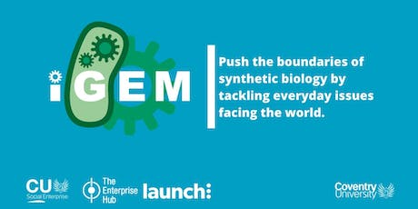 iGem Kick Off Session - Coventry University tickets