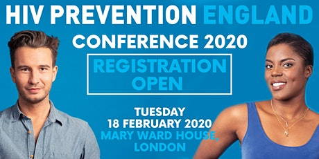 HIV Prevention England Conference 2020 tickets