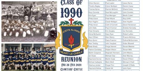 1990 :: 30 Year Reunion tickets
