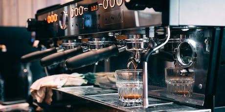Learn How to Make Espresso Class tickets
