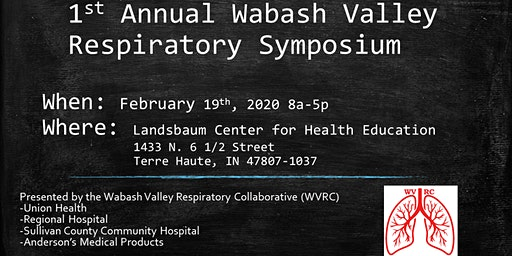 1st Annual Wabash Valley Respiratory Symposium