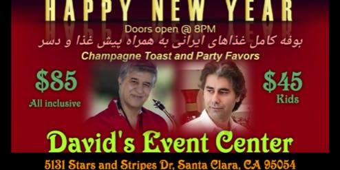 New Year's Eve Celebration at David's Center