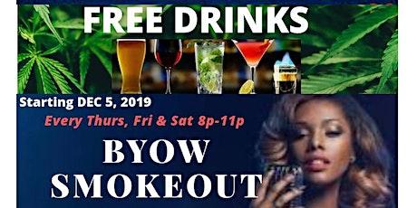 FREE DRINKS SMOKEOUT KARAOKE tickets