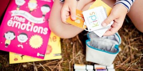 Huiles essentielles & émotions + méditation olfactive billets