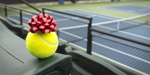 Jingle & Mingle for the RRHS Tennis Team!