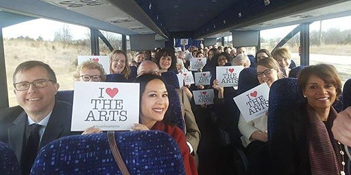 Ride with ArtsKC to Citizens' Day for the Arts in Jefferson City!