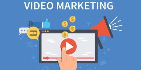 Full Day Video Marketing Intensive Workshop tickets