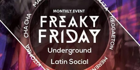 Last Freaky Friday 2019 tickets